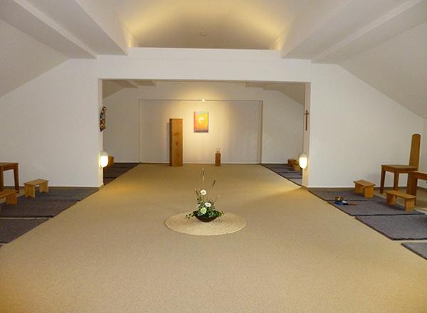 Vor Dem Meditationsraum Meditationsraum / Kapelle
